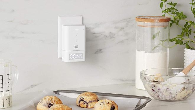 Uhr, Amazon Echo, Smart Home, Clock, Echo Flex, Amazon Echo Flex