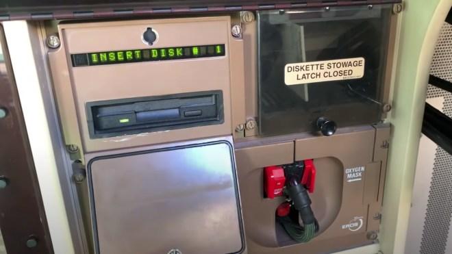 Diskette, Floppy, Boeing 747-400, Disketten