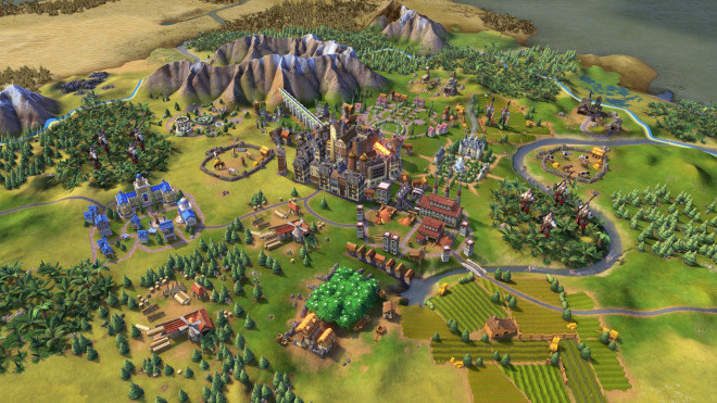 Civilization, Sid Meier, Firaxis Games, Civilization VI