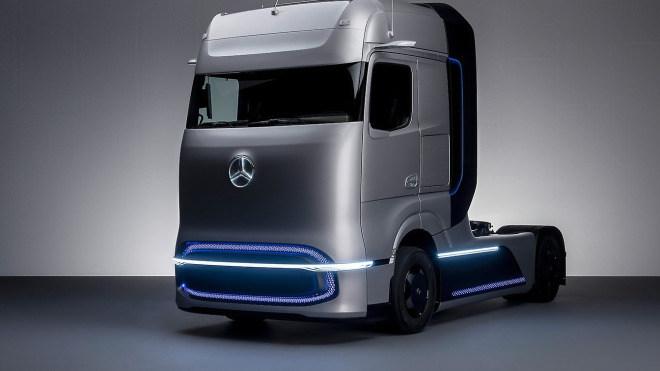 Daimler, lkw, GenH2