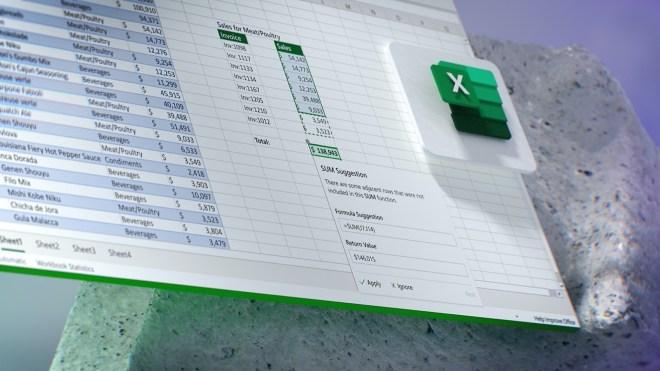 Microsoft, Office, Teaser, Microsoft Office, Büropaket, Excel, Office 2019, Fluid Design