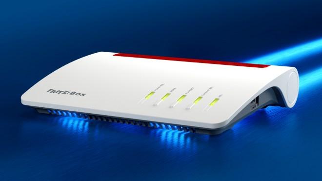 Wlan, Router, Netzwerk, Avm, FritzOS, wlan-router, Mesh, FritzBox 7590
