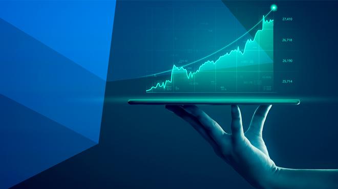 Wirtschaft, Entwicklung, Geschäft, Börse, Business, Aktie, Aktien, Kurs, Aktienkurs, Business Network, Geschäftskunden, Finanzen, Geschäftsbericht, Finanzwesen, Diagramm, Ökonomie, Verlauf, chart, Werte, Aufstieg, Aktienwert, DAX, Aktienpaket, Kursverlauf, Präsentiert, Tablett