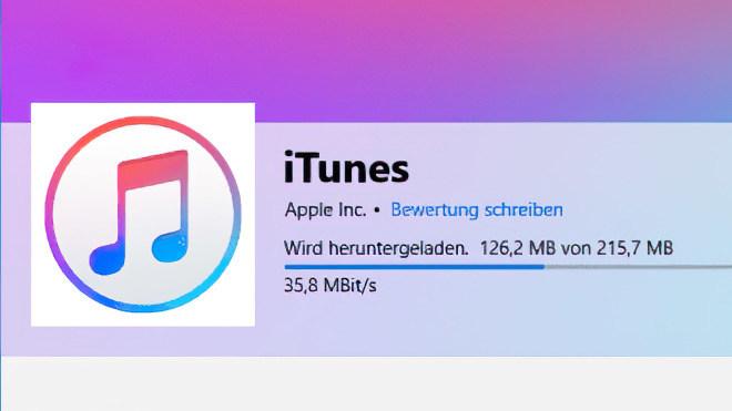 Apple, Windows, Streaming, Musik, Itunes