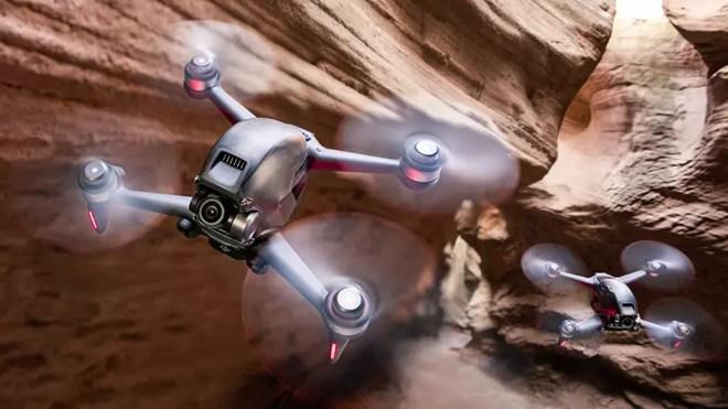 Drohne, DJI, Drone, DJI FPV Drone, FPV