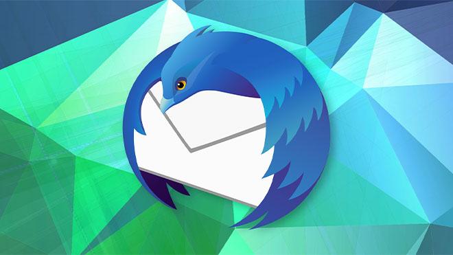 E-Mail, Thunderbird, Mozilla Thunderbird, Thunderbird Logo