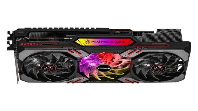 Amd, Grafikkarte, Radeon, AMD Radeon, ASRock, Radeon RX 6700 XT, Navi 22, Custom-Design