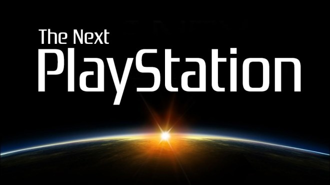 Sony, PlayStation 4, PS4, The Next PlayStation