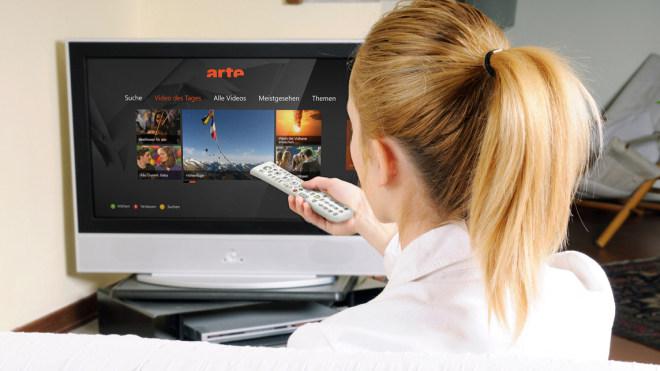 Xbox 360, Tv, Fernsehen, Fernseher, Entertainment, Unterhaltung, Arte