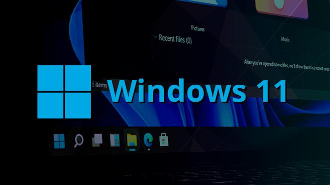 Windows 11: Ordner & Shortcuts lassen sich in die Taskleiste ziehen