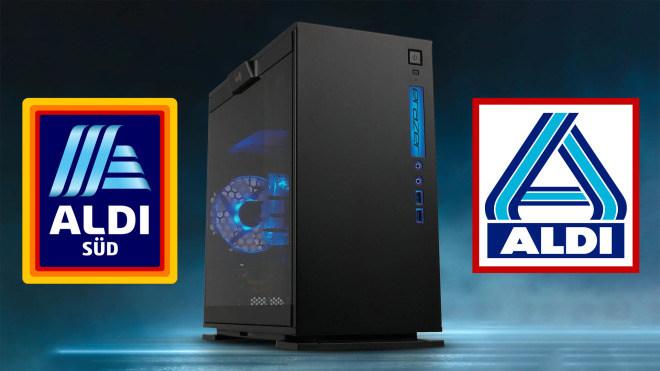 Gaming, Medion, Aldi, Desktop-PC, Discounter, Rechner, ALDI Nord, Aldi Süd, Komplettsystem, InWin