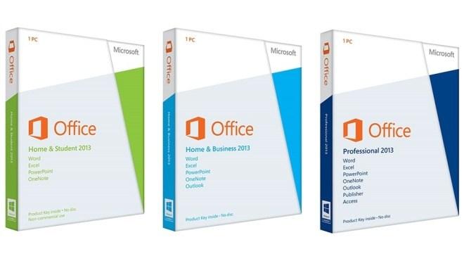 Microsoft, Office 2013, Office 15