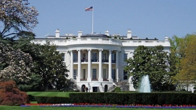 Usa, Weißes Haus, America