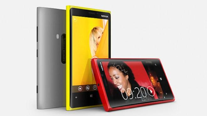 Smartphone, Windows Phone 8, Nokia Lumia 920