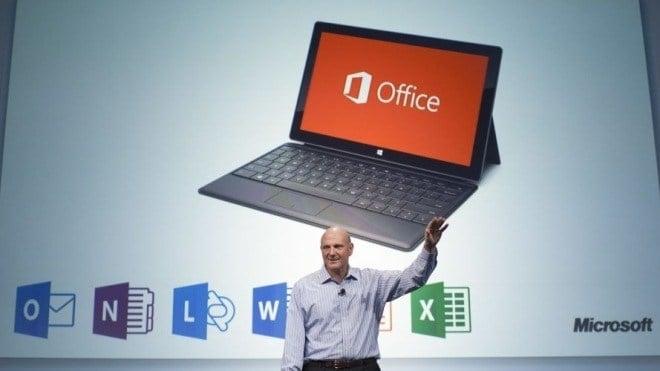 Microsoft, Office 2013, Textverarbeitung