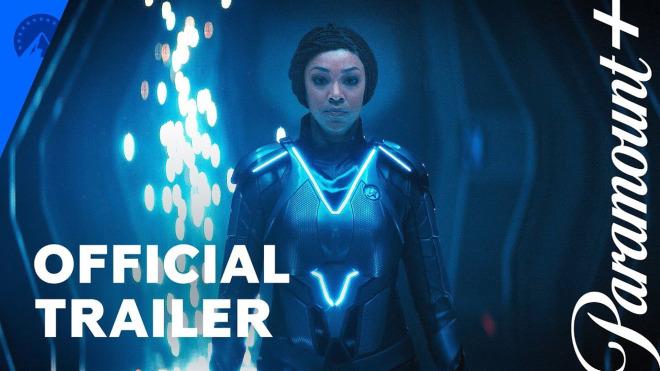 Star Trek Discovery: Neuer Trailer stimmt auf Staffel 4 der Serie ein