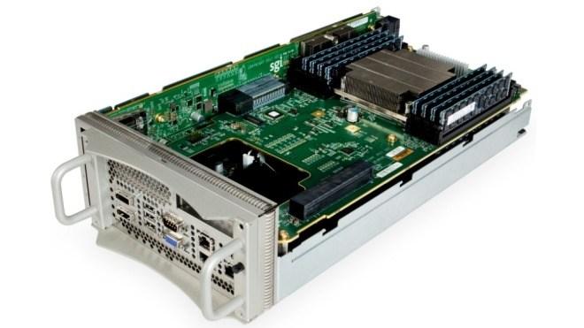 Server, Supercomputer, Sgi, Blade, UV2
