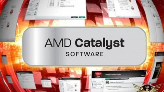 Logo, Amd, Catalyst