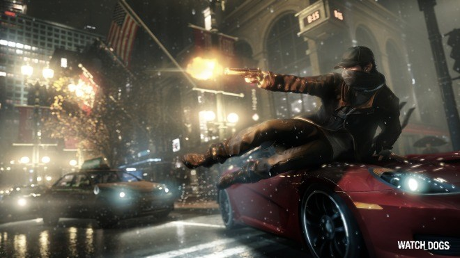 Ubisoft, E3 2012, Watch Dogs