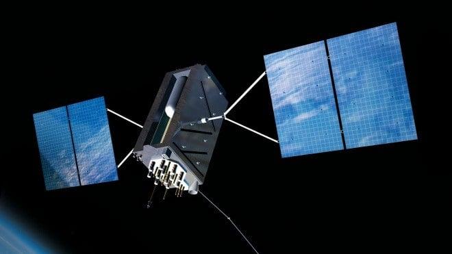 Satellit, Gps, Block III
