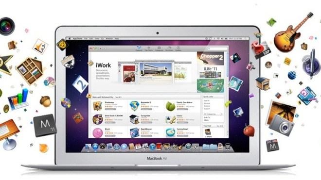 Apple, App Store, Mac App Store