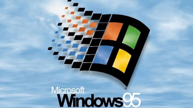 Microsoft, Betriebssystem, Logo, Windows 95