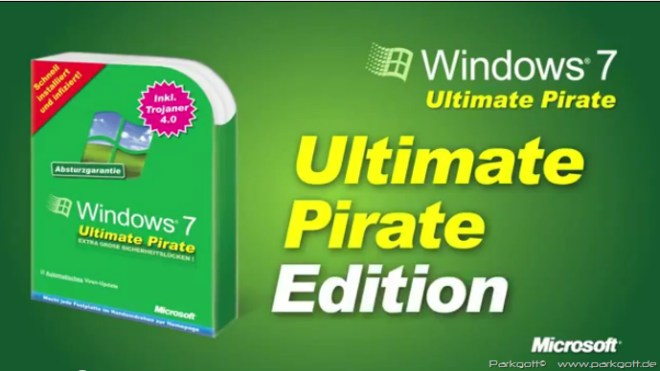 Video, Windows 7, Windows 7 Ultimate Pirate Edition
