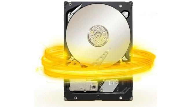 Festplatte, Hdd, Seagate
