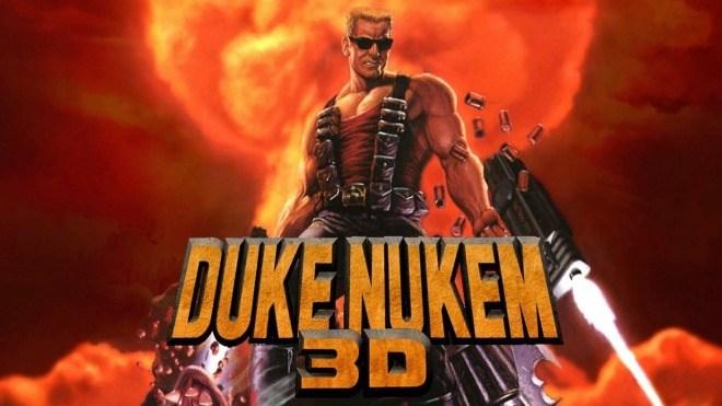 Logo, Ego-Shooter, Duke Nukem 3D