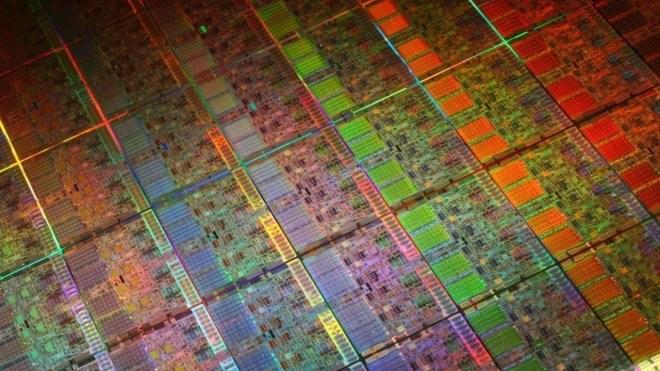 Prozessor, Chip, Wafer