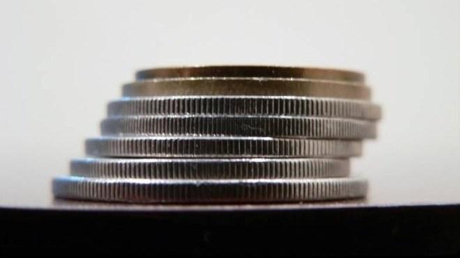 Geld, Finanzen, Münzen