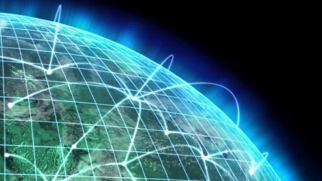 Internet, IT, Erde
