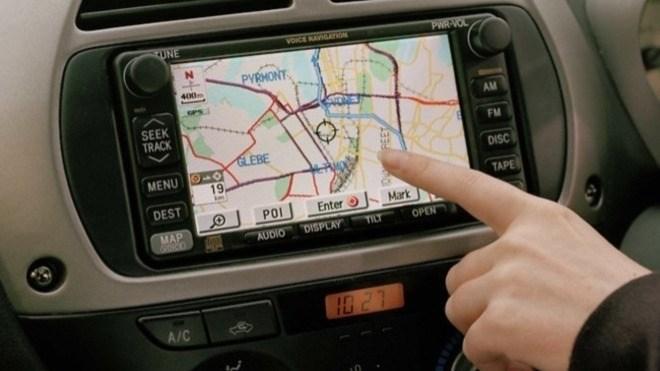 Auto, Gps, Navigationssystem