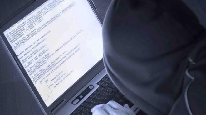 Internet, Hacker, Laptop, Illegal
