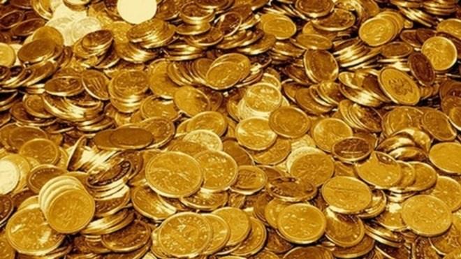 Geld, Gold, M�nzen