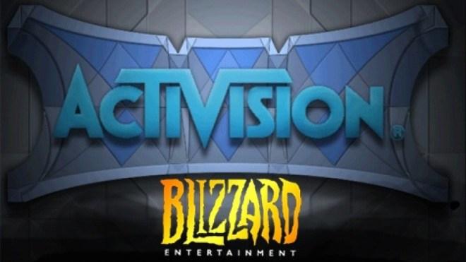 Logo, Blizzard, Activision, Entwicklerstudio