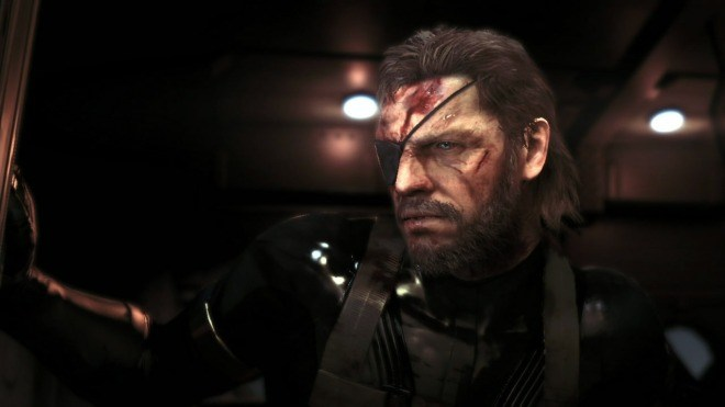 Konami, Metal Gear Solid, Metal Gear Solid 5, MGS, MGS5