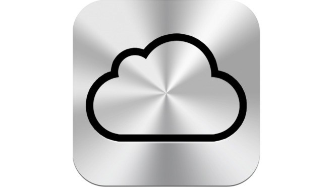 Apple, Logo, Cloudsynchronisation, iCloud