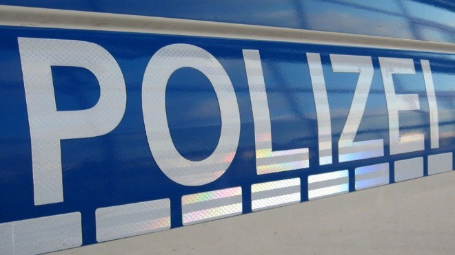 Polizei, Aufschrift, Ordnungshüter