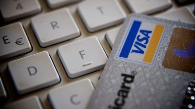 Internet, E-Commerce, Kreditkarte