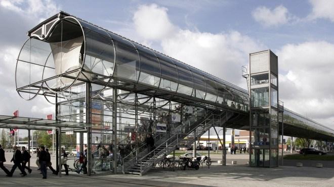 Cebit, Messe Hannover, Skywalk