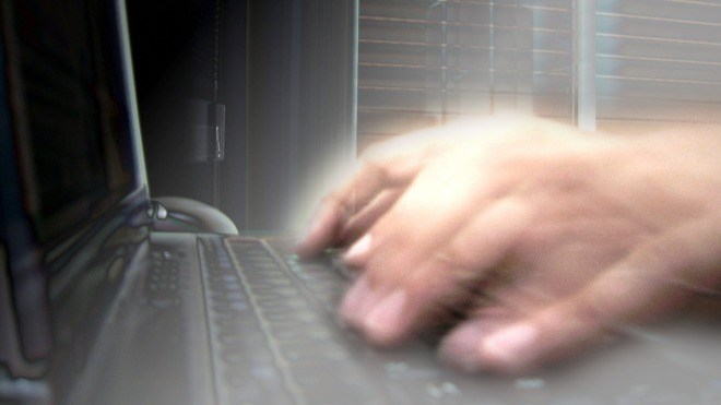 Hacker, Tastatur, Maus