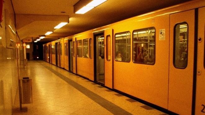Berlin, U-Bahn, Bvg