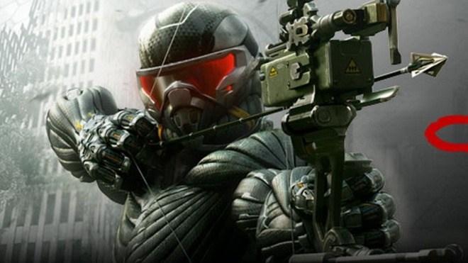 Videospiel, Crytek, Crysis 3