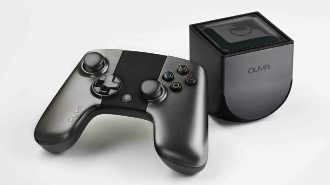 Android, Spielekonsole, ouya