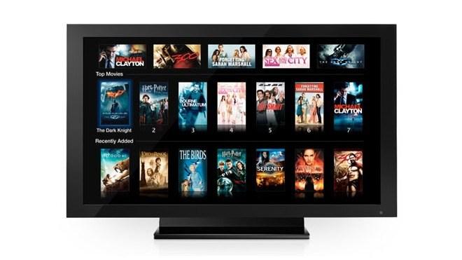 Apple, Fernseher, LCD, Apple Tv, Smart TV, Apple A6