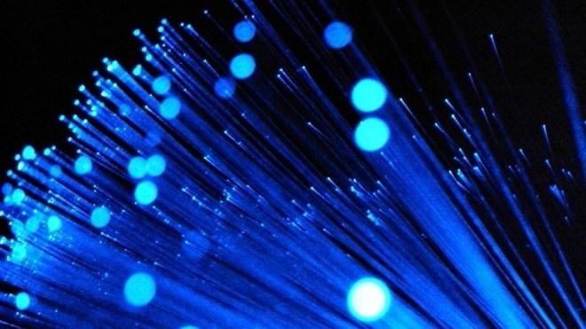 Glasfaser, Licht, Fiber