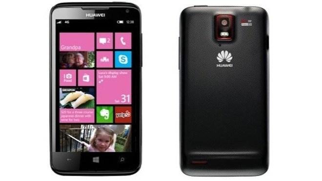 Windows Phone 8, Huawei, Huawei Ascend W2, Ascend W2