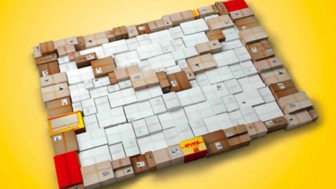 Paket, Deutsche Post, brief