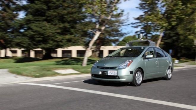 Google, Autonomes Auto, roboter auto